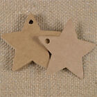 100xStar Kraft Paper Wedding Party Favor Gift Card Price Label Luggage Tags ATAU