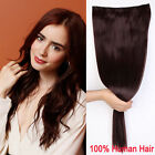 "16""-24"" One Piece 5  Clip In Remy Human Hair Extensions & Hair pieces 80G"