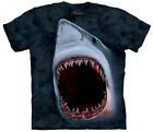 Great White Shark Bite Adult T-Shirt Tee