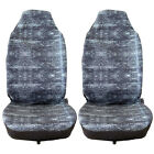 Купить Hot 2pcs 5 style High Back Universal Auto Car Bucket Seat Cover for most cars