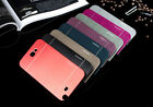 MOTOMO ALUMINIUM METAL HARD BACK CASE COVER FOR SAMSUNG GALAXY NOTE 2 N7100