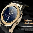 Bluetooth Waterproof Smart Watch SIM Phone for Android iPhone Samsung IOS HTC LG