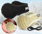 Earmuffs Winter Furry Audio Headphone Warm Iphone Ipod Mp3 Degrees 180s Lush