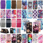 ZHBF Painted Leather Case Cover For Apple iPhone 6 6s 7 Plus 5S 5 SE Touch +Pen
