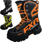 FXR Racing X Cross Mens Snowboard Skiing Sled Snowmobile Boots