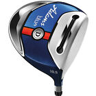 NEW Adams Blue Driver with Graphite Project X PXv Shaft