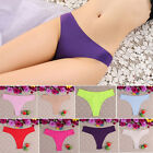 Women Sexy Knickers Thongs String Briefs Underwear Panties Seamless