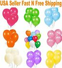 "12"" Latex Balloons 25/50/100/150 pcs  for Birthday Wedding Party decoration USA"
