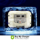 LED Display 5A 10A 20A 30A PWM Solar Panel Battery Charge Controller 12V/24V