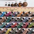 New 4mm 6mm 8mm 10mm Round Charms Natural Gemstone Loose Spacer Beads Jewelry