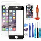 replacement glass for iphone - for iPhone 7 7Plus Front Outer Screen Glass Replacement Repair Tools Kit UV Glue