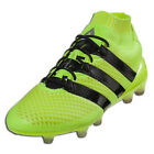 adidas Men's ACE 16.1 PrimeKnit FG/AG Solar Yellow/Core Black S76470