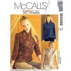OOP McCalls Sewing Pattern Misses Tops Plus Size You Pick