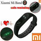 Original Xiaomi Mi Band 2 Smart Wristband Watch Bracelet OLED Heart Rate Monitor