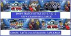 Choose Match Attax UEFA Champions League 2016 2017 BAYER LEVERKUSEN Base Cards