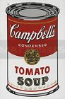 Andy Warhol-Large Campbell's Soup Can, Canvas/Paper Print, Pop Art