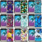 Slim Hybrid Armor Case Design Cover for LG Escape 2 / Logos / LG Spirit (2015)