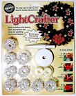 REFLECTOR LIGHT COVERS Wilton LightCrafter Decorator & Project Book~6 or 12 Pack
