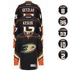 2015-16 Anaheim Ducks NHL Reebok Premier Home Black Jersey Collection Men's $103.99 USD on eBay