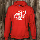 No.1 Walsall Supporter Adult Hoodie -- Football Team Club Mens Unisex Clothes