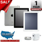 New Apple Ipad 2 16gb/32gb/64gb Black/white 9.7in Wi-fi Tablet One-year Warranty