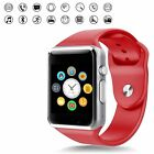 SP-A1 Waterproof Bluetooth Smart Wrist Watch Phone for Android Samsung iPhone CA