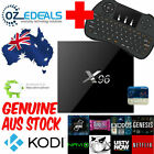 X96 Android 6.0 TV BOX S905X Quad Core 2/16GB 4K KODl Fully Load 16.1 + REMOTE!!