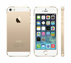Apple iPhone 5s 32gb or 64gb Unlocked Smartphone in Gold, Silver or Space Gray <br/> FREE TEMPERED GLASS AND 2-PIECE HYBRID CASE INCLUDED