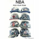 NBA Acid Wash Denim Snapback Mitchell & Ness  - Variety of Teams Available PICK! on eBay