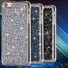 Cute Bling Rhinestone Diamond Crystal Hard Back Case Cover For iPhone 5 6/6 Plus