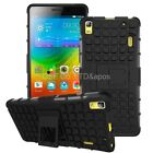 2 in 1 For Lenovo K3 Note/A7000 Shockproof Protector TPU Skin Stand Case Cover
