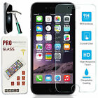 Premium Tempered Glass Screen Protector for Apple iPhone 5-X iPad 2 3 4 Air Mini