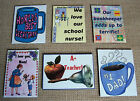 Individual Magnets for Special People-Mom Dad Teacher Secretary Bookkeeper Nurse
