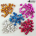 Free Shipping New Color 12Pcs Archery Explosion-proof Arrow Ring OD7.6MM Shaft