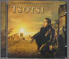 Tsotsi Film Soundtrack CD Zola Pitch Black Mark Kilian FASTPOST