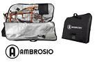 Ambrosio Padded & Unpadded Transport Travel Bike Bags Waterproof & Folding