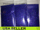 Navy Blue Holographic Extra Fine 0.008 Glitters Powder Dust Nail Holo Loose Lot