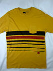 Quiksilver Surf Modern Fit Pocket T-shirt short sleeve men's size LARGE