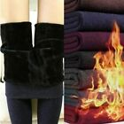 New Winter Leggings Women Slim Thick Warm Velvet Warm Stretch Cashmere