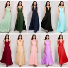 Long Formal Women's Evening Prom Party Dress Bridesmaid Ball Gown Cocktail Dress