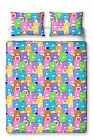 Kids Care Bears 'Hugs' Polycotton Duvet Quilt Cover and Pillowcase Bedding Sets