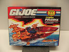 G.I.JOE GI JOE Cobra Piranha Hasbro Command Weapon Model NEW Sealed