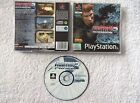 31670 Fighting Force 2 - Sony Playstation 1 Game (1999) SLES 02233