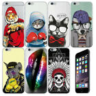 Funny Cute Ultra-thin Soft Phone Case Cover Skin For Apple iPhone 6 6s Plus 5s