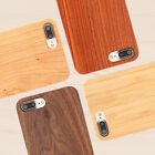 Ultrathin Natural Wood Shockproof Phone Case Back Cover For iPhone 6 6s 7 Plus 5