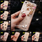 Glitter Luxury Crystal Bling Rhinestone Diamonds Soft Silicone Case Cover #H-4