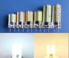 G8 bulb 40/64/72/80LED 5730/2835/3014/4014 SMD110V Dimmable Silicone White/Warm