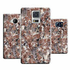 hard durable case cover for many mobile phones - marble design ref q298