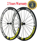 700C 50mm Carbon Wheels Clincher Wheelset Carbon Cycling Bicycle Bike Wheelset