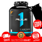 RULE ONE PROTEINS R1 WHEY PROTEIN WPC-WPI WHEY ISOLATE 5LBS PROTEIN POWDER 5LB